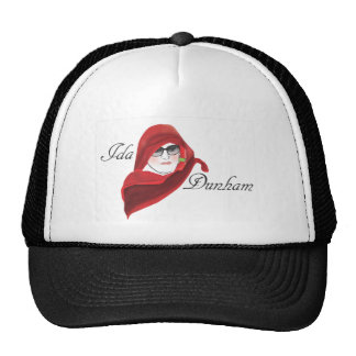 For the butch in all of us... trucker hat
