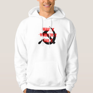 For the comrades hoodie