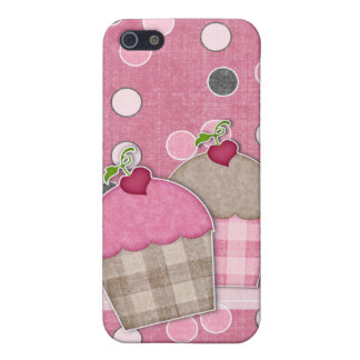 For the Cupcake iPhone 4 Case