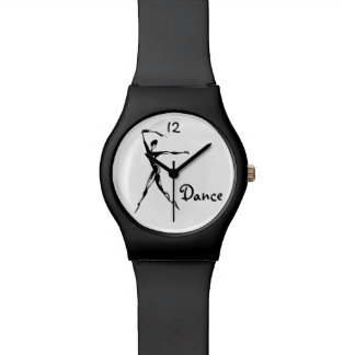 for the dancer wrist watch