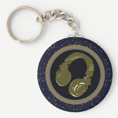 for the DJ key Keychain