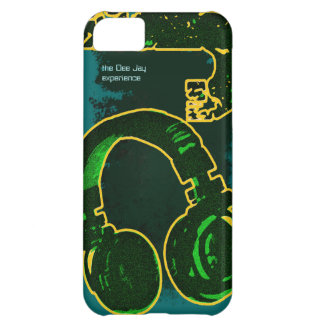 for the dj / music case for iPhone 5C