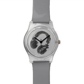for the dj wrist watch