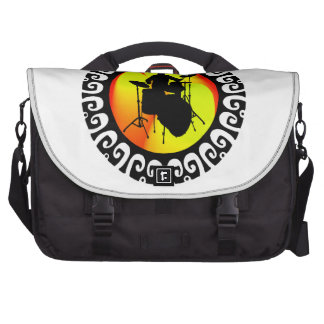 FOR THE DRUMS LAPTOP COMPUTER BAG
