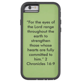"""For the eyes of the Lord"" Iphone 6/6S Phone Case"