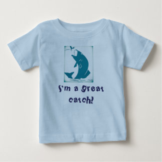 For the Fisherman Baby T-Shirt