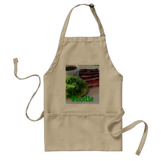 For the Foodie Adult Apron