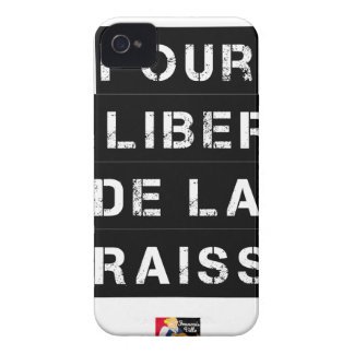 For the FREEDOM OF GREASE - Word game iPhone 4 Cover