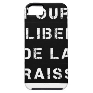 For the FREEDOM OF GREASE - Word game iPhone SE/5/5s Case