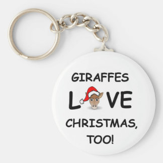 For the GIRAFFE collector for Christmas! Keychain