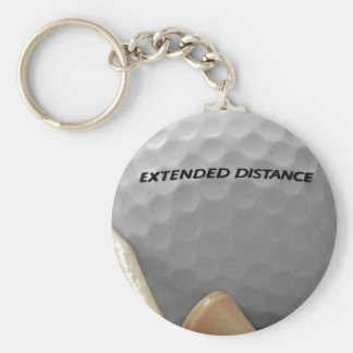 For the Golf Lover Keychain