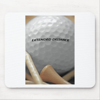 For the Golf Lover Mouse Pad
