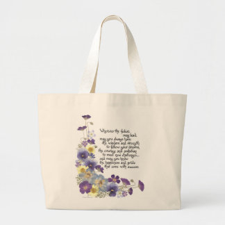 For the graduate bags
