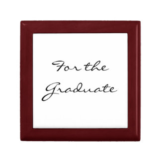 """For the Graduate"" Gift Box"