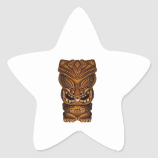FOR THE GREATNESS STAR STICKER