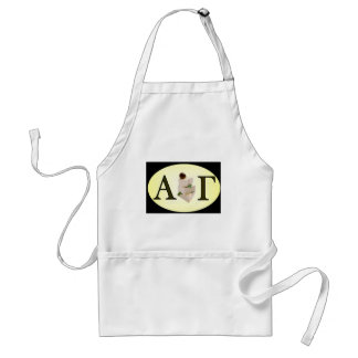 For the Greek Food Lovers Adult Apron