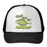 For The Halibut Fishing T-shirts and Gifts Trucker Hat