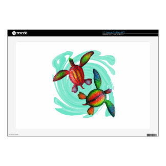 FOR THE HATCHLINGS LAPTOP DECALS