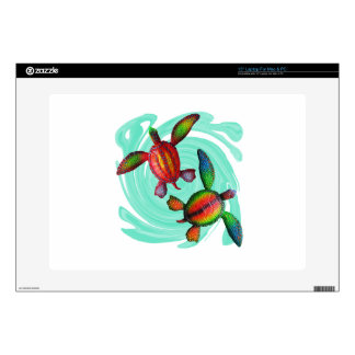 """FOR THE HATCHLINGS 15"""" LAPTOP SKIN"""