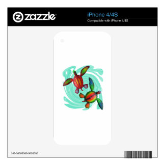 FOR THE HATCHLINGS SKINS FOR iPhone 4S
