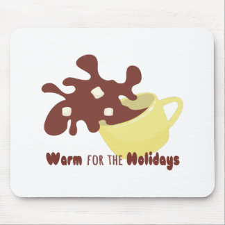 For The Holidays Mousepads