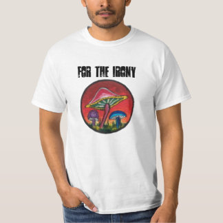 For The Irony Summer Tour Tee - Customized