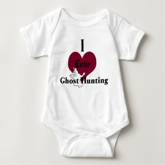 For the littlest ghosthunters baby bodysuit