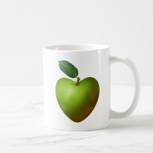 For the love of apples - mug