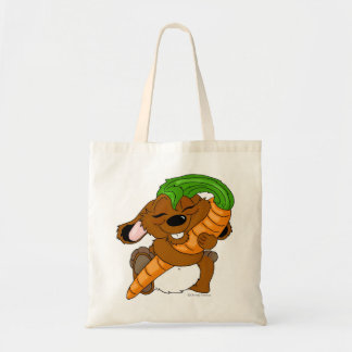 """For the Love of Carrot"" Tote"