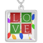 For the Love of Christmas Necklace
