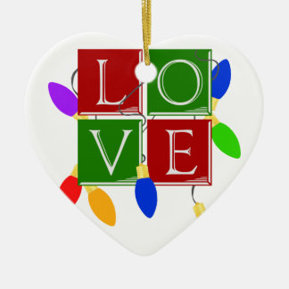 For the Love of Christmas Ornaments