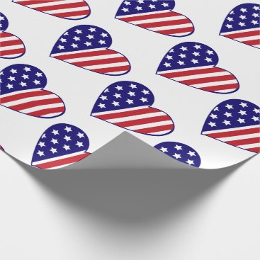 For The Love Of Country Wrapping Paper