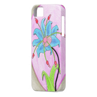 """For the Love of Flowers"" iPhone SE/5/5s Case"
