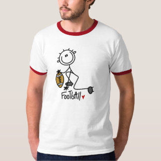 For the Love of Football Tee Shirt