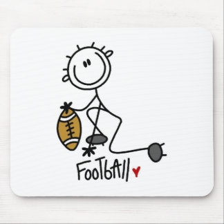 For the Love of Football Tshirts and Gifts Mouse Pad