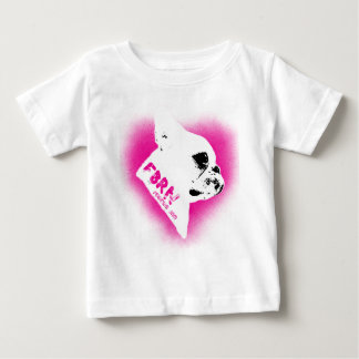 For the Love of Frenchies - Rescue Me Baby T-Shirt