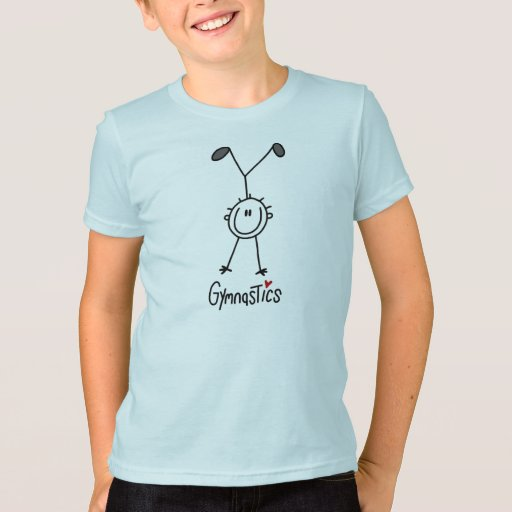 For the Love of Gymnastics T-Shirt