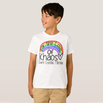 For The Love of Khaos Logo Child Shirt
