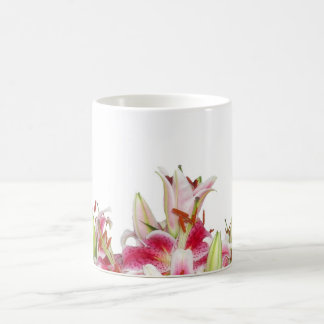 For The Love Of Lillies Coffee Mug (all sides)