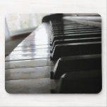 For the love of Piano Mousepad
