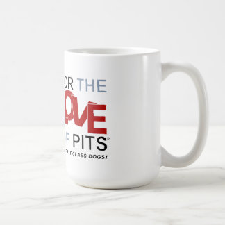 For the Love of Pits'® Mug