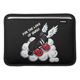 For the love of quad! MacBook air sleeve