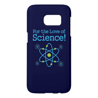 For The Love Of Science Atom SG7 Case
