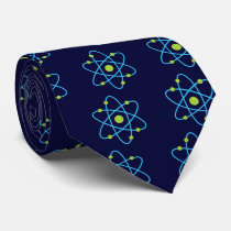 For The Love Of Science Atom tie
