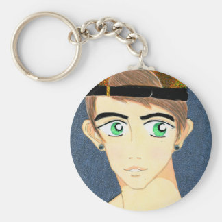 For the Love of Tae Hee Keychain