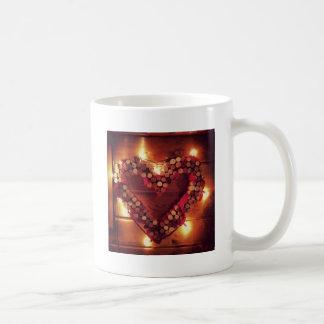 For the love of Wine Classic White Coffee Mug