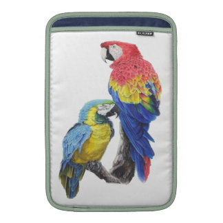 FOR THE MACAWS MacBook SLEEVE