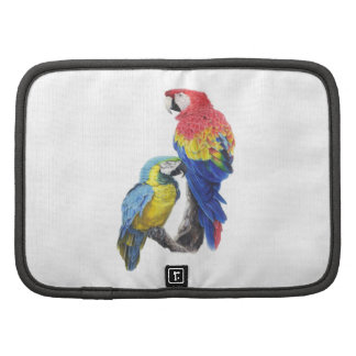 FOR THE MACAWS FOLIO PLANNER