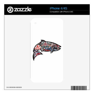 FOR THE MOVEMENT SKIN FOR THE iPhone 4S