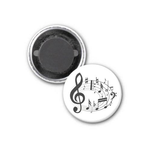 FOR THE MUSIC LOVER MAGNET